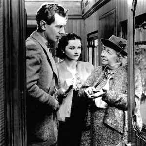 Starsza pani znika 1938 recenzja filmu